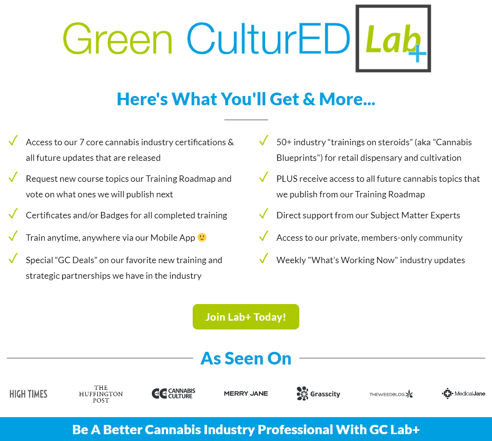 Click Image To Learn Everything About The Marijuana, Cannabis, and CBD Industry From Lab+